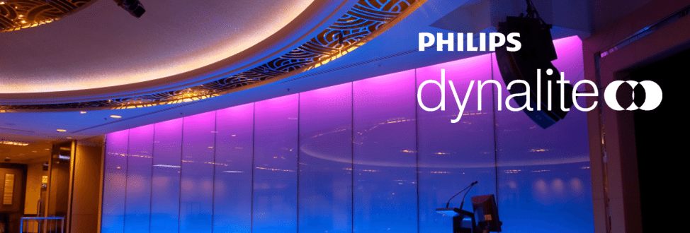 Dynalite Lighting Control