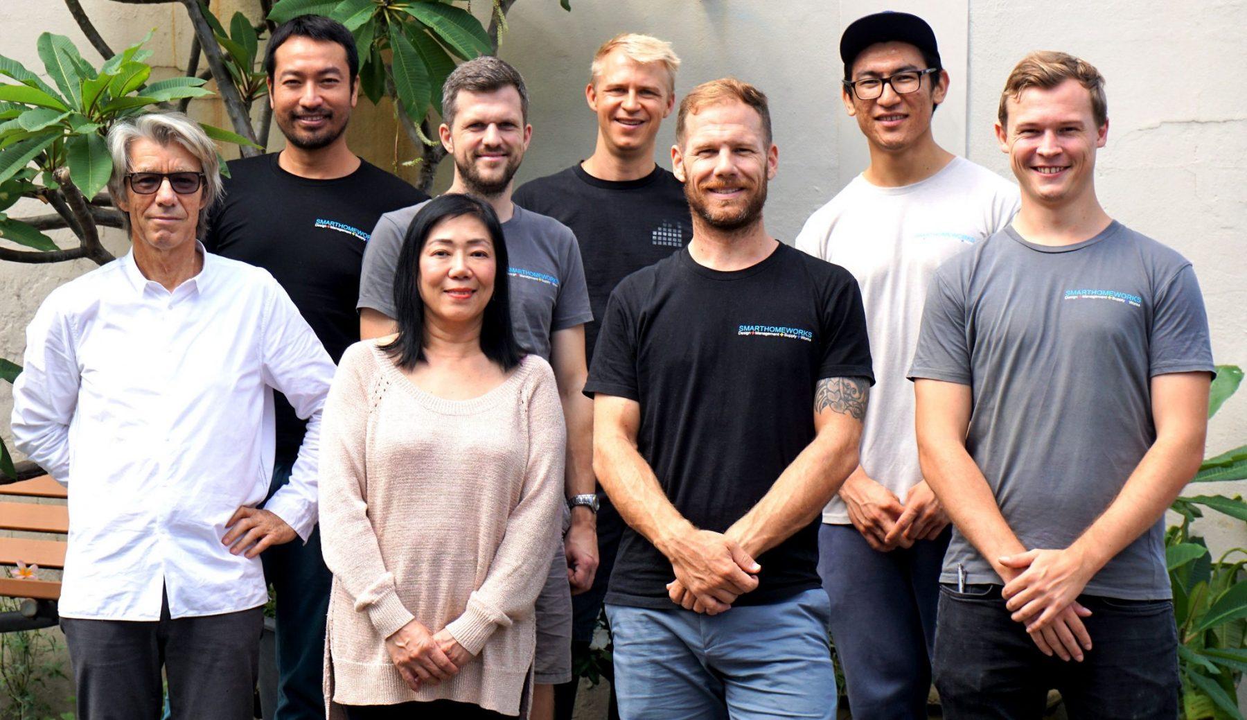 SMARTHOMEWORKS - smarthome home automation Sydney - Smarthomeworks Team