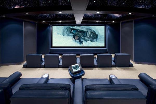 SMARTHOMEWORKS - smarthome home automation Sydney - Home Theatre
