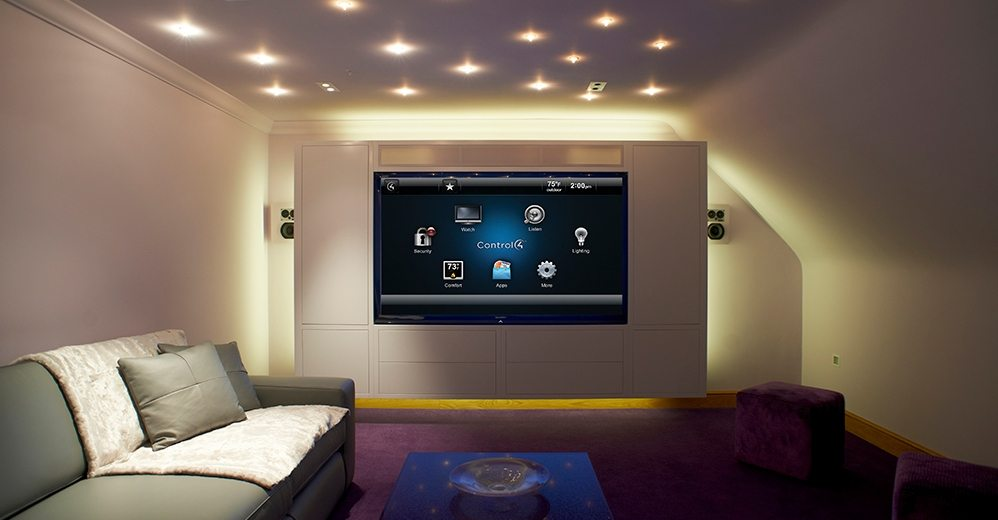 Home Theatre System - SMARTHOMEWORKS