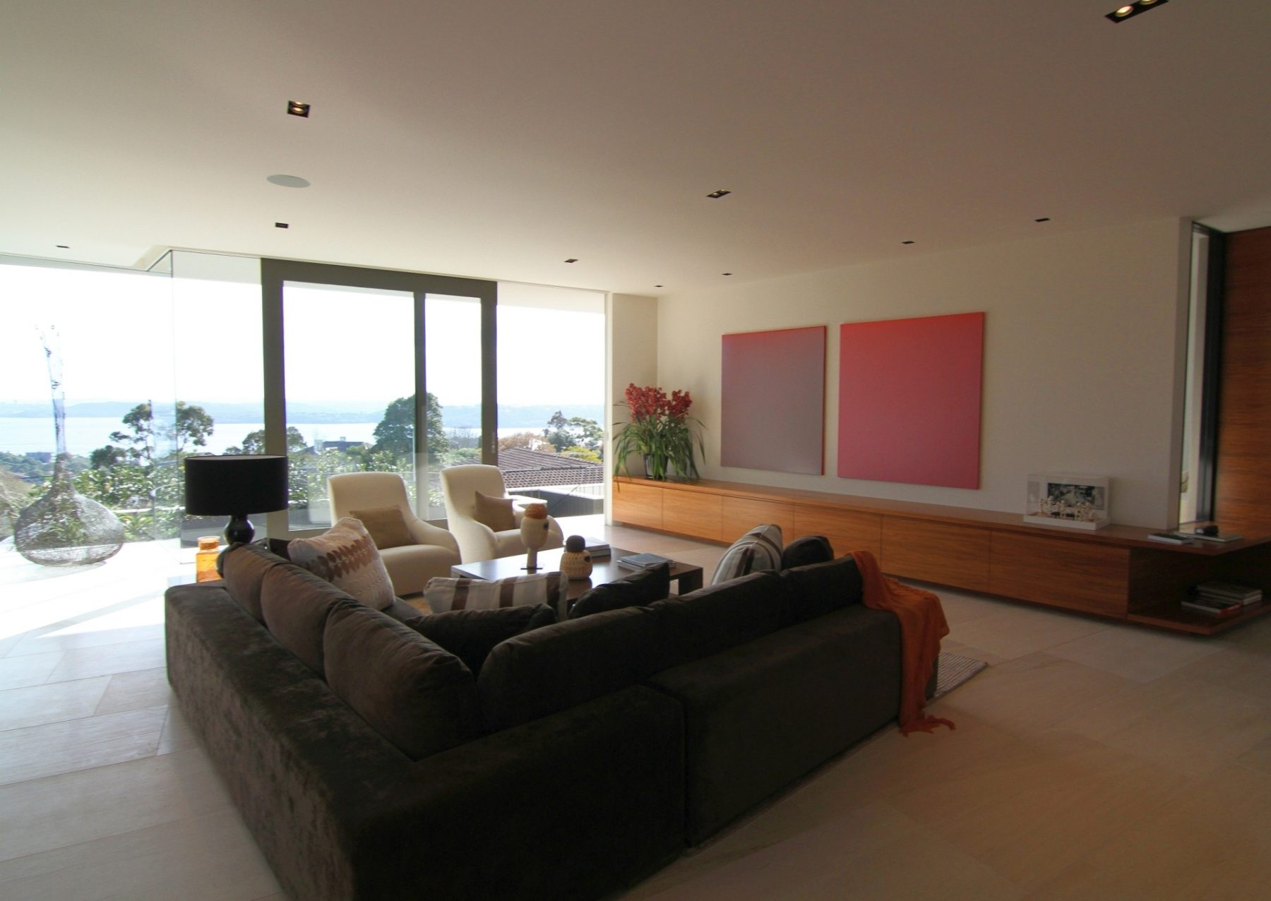 SMARTHOMEWORKS - smarthome home automation Sydney - small living room