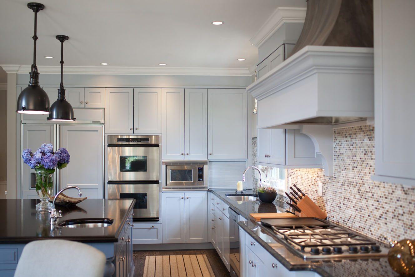 SMARTHOMEWORKS - smarthome home automation Sydney - kitchen area with island