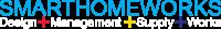SMARTHOMEWORKS - smarthome home automation Sydney - SmartHomeWorks logo