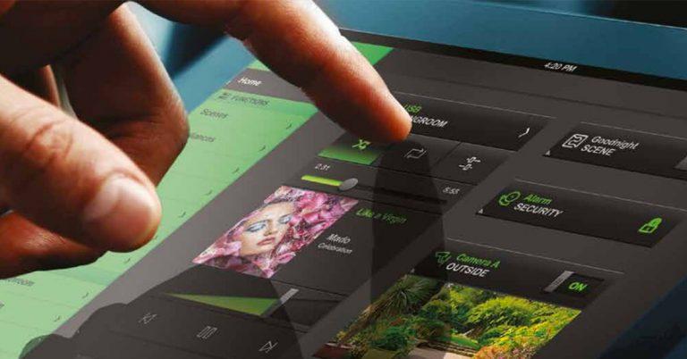 Clipsal ipad app