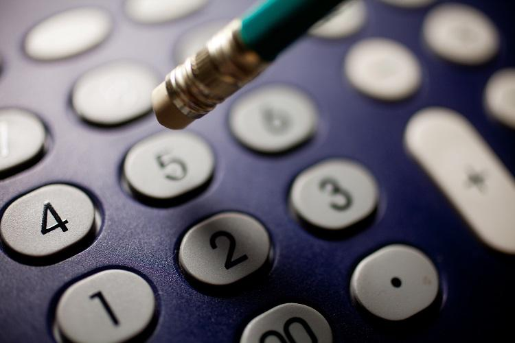 using a calculator to find out cost of smarthome