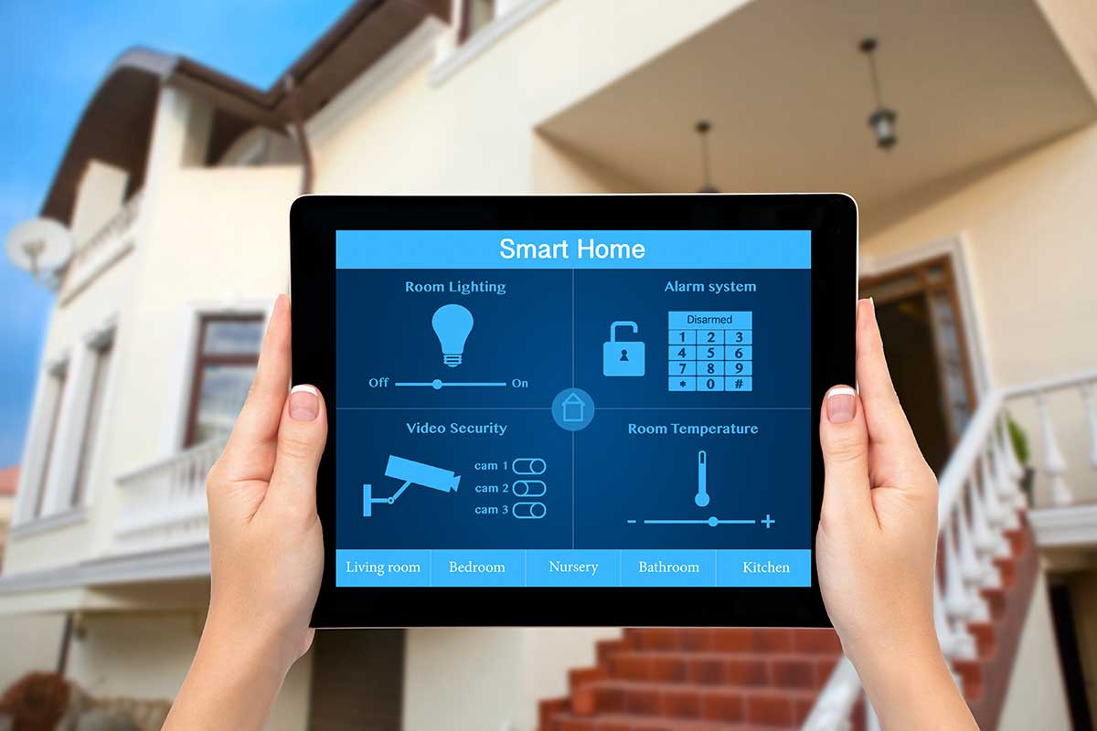 Home Automation System - SMARTHOMEWORKS