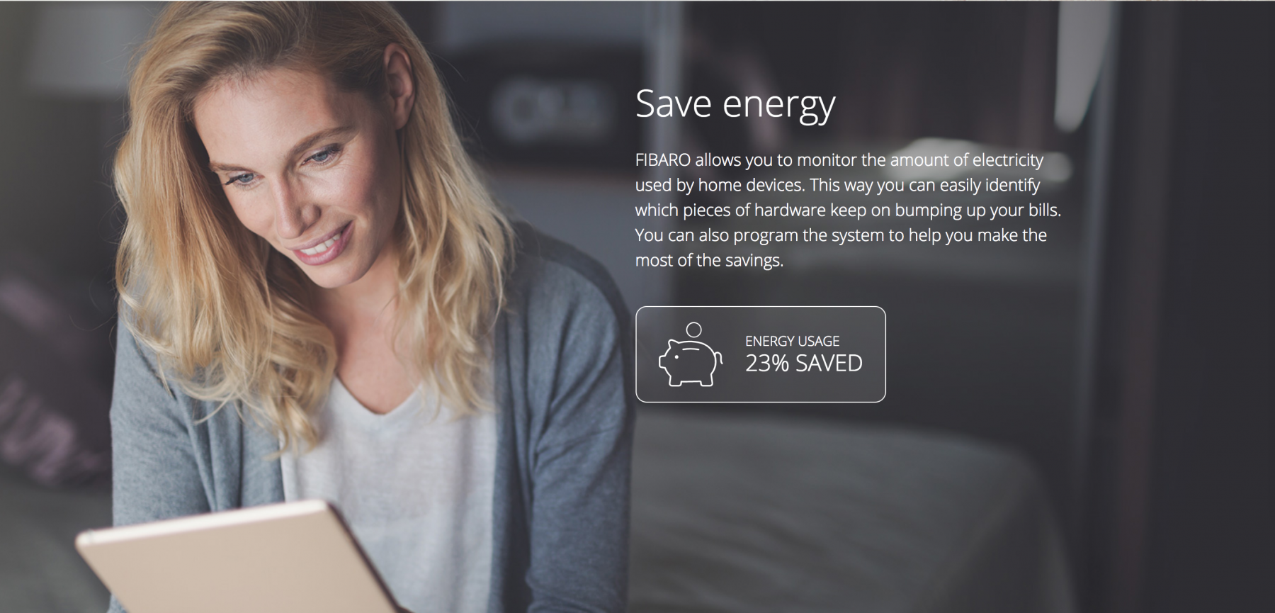 Save Energy Fibaro - Smarthomeworks
