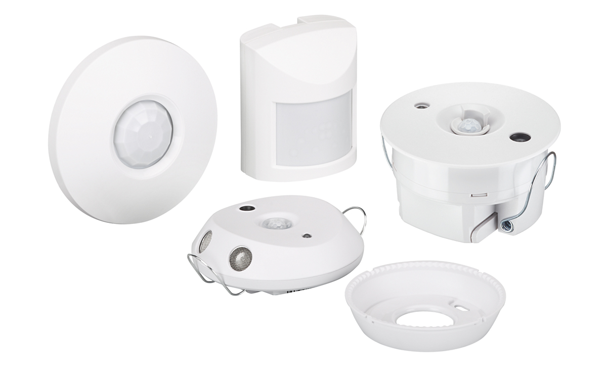 Philips Dynalite Control System Sensors - Smarthomeworks