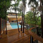 """alt=""""SMARTHOMEWORKS - smarthome home automation Sydney - house backyard with pool"""""""