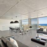 "alt=""SMARTHOMEWORKS - smarthome home automation Sydney - spacious living room with adjacent dining area"""