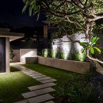 smart home garden lighting